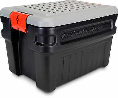 24-Gallon Rubbermaid ActionPacker Storage Container