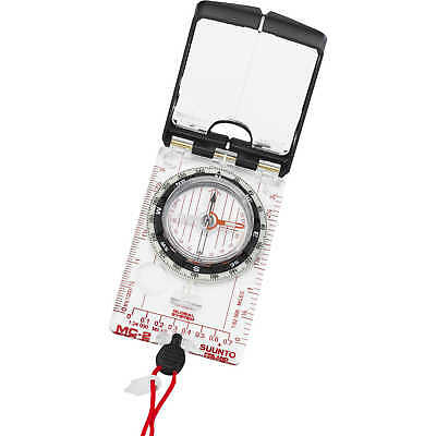 USGS Forestry Scales Suunto MC2G Navigator Compass with Global Needle Azimuth