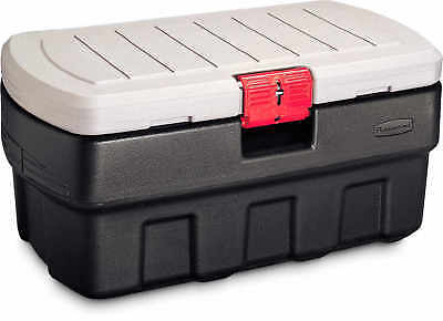 35-Gallon Rubbermaid ActionPacker Storage Container