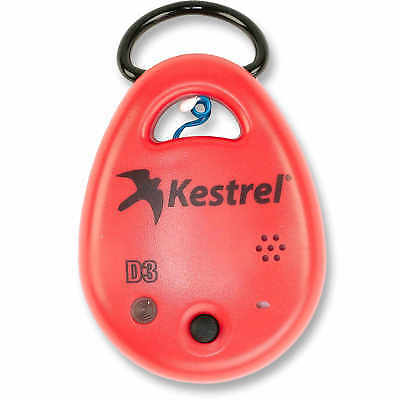 Kestrel DROP D3 Environment Sensor Red