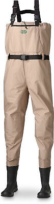 Pro Line Breathable Chest Waders, Size 9