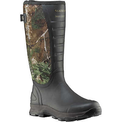 """LaCrosse 4X Alpha Realtree Xtra Green Snake Boots - 16"""" Size 10"""