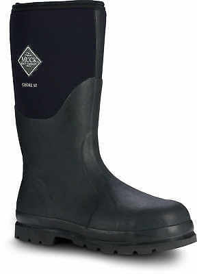 """Muck Boot 15"""" Steel Toe Chore Boot Size 8"""