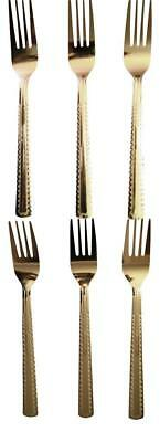 1 Single or Pack of 6 Stainless Steel Forks Cutlery Spare Dinner Table BRAND NEW