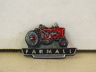 International Harvester Farmall Tractor Pin, Enameled