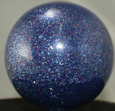 6 Oz. Blueberry 0.015 Metal Flake Paint Quality Custom Color! Hotrods Guitars