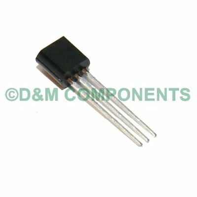 BC639 NPN High Current, Epitaxial Silicon Transistor - Pack of 5, 10 or 20