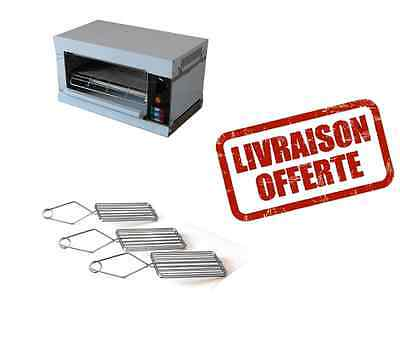 Appareil à toaster gratiner simple PRO 2000 W 230V
