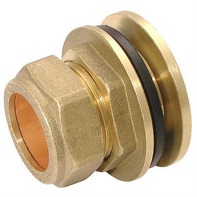 Compression Tank Connector and Washer Brass NEW Plumbing Fittings High Quality