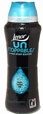 1 x Large 750g Lenor Unstoppables In Wash Scent Booster - Fresh