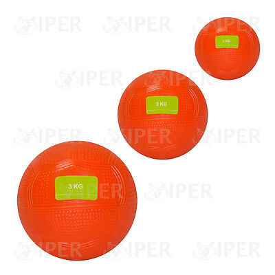 Medicine ball 1/2/3kg exercise slam no bounce yoga crossfit mma boxing fitness