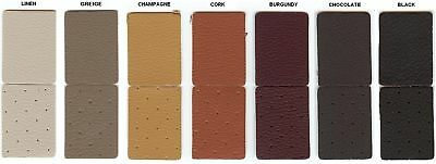 Sample Material/Colors for Porsche Upholstery Kits