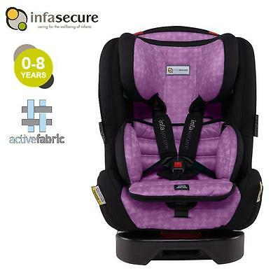 Infa Secure Luxi Treo Convertible Car Seat - Purple