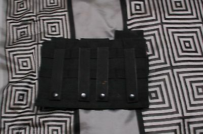 Tactical M4 mag pouch