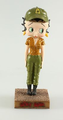 Betty Boop : Betty Boop Militaire -