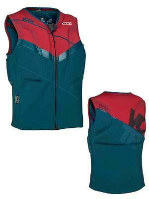 ION Vector Vest 2016 emerald/red