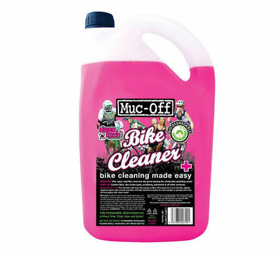 Muc-Off Nano Tech Pink Bike Cleaner 5L Refill Mountain Bike