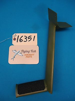 Piper PA-38 Tomahawk LH Left CoPilot Step Assembly PRIMED & NEW GRIP TAPE (16351