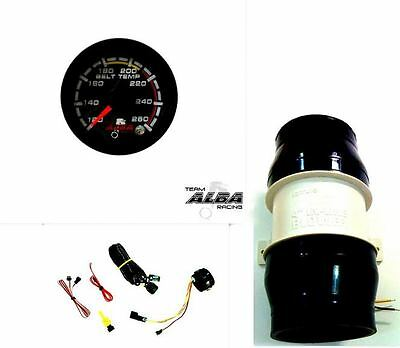 POLARIS RZR XP1000 Belt Temp Kit with Clutch Cooling Fan and Controller