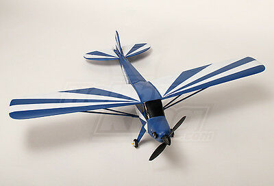 RC J3 Blue Airplane Model 955mm (PNF)