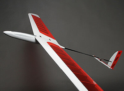 RC Apollo 1550 Composite DLG Glider Airplane 1550mm (ARF)