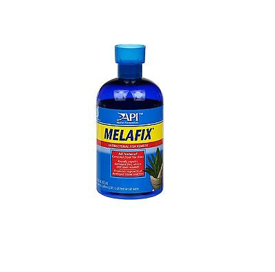 API Melafix 473ml Natural Anti Bacterial Aquarium Treatment Fungus/Finrot/Ulcers
