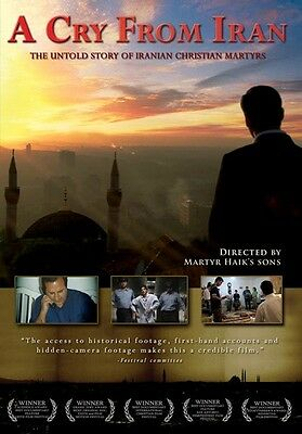 Christian Movie Store - A Cry From Iran - DVD - New Sealed
