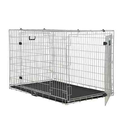 Rosewood Options Dog Cage All Sizes, Fold Flat Dog or Cat Crate Carrier