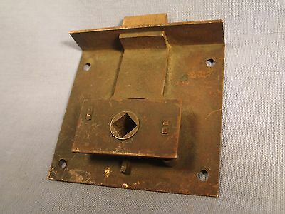 Antique Brass Lock Mechanism /    JA 208