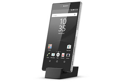 New Official Sony Dk52 Xperia Z3 Z5 Plus Micro Usb Charging Desktop Dock Stand
