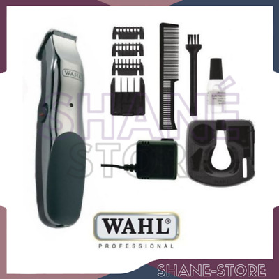 Tosatrice Wahl Barba Groomsman Cordless Ricaricabile Capelli + Kit Completo