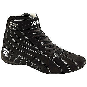 Simpson CP850BK Circuit Driving Shoe SFI 3.3/5 and FIA Rated Black