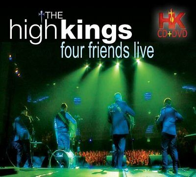 The High Kings Four Friends Live Cd / Dvd Set