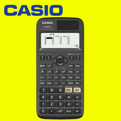 "Casio FX-85GT Plus Solar Scientific Calculator with 260 Functions ""Brand New"""