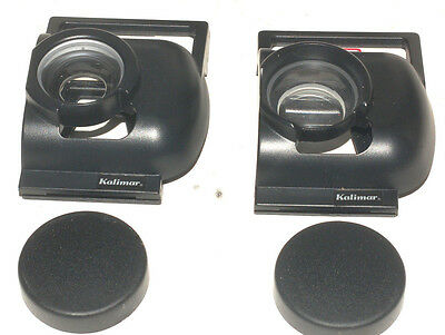 NEW Canon Auxiliary Lens Set Tele Photo and Widw Angle For Canon K181R
