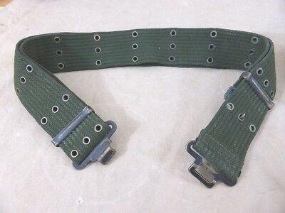 Type US Army Koppel pistol belt Lochkoppel Uniform Vietnam Korea