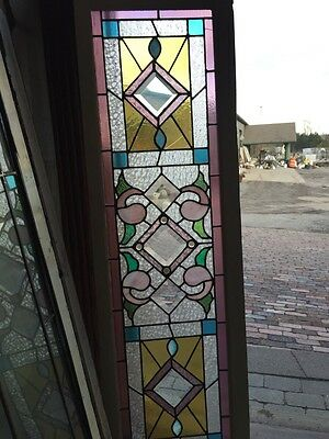 Sg 483 Antique Transom Window Very Pretty Very Clean