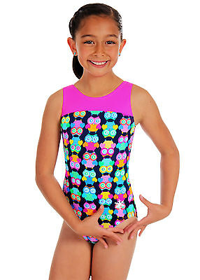 NEW!! Hoot Gymnastics or Dance Leotard by Snowflake Designs