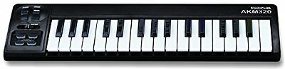 midiplus AKM320 midiplus MIDI Keyboard Controller, Transpose Buttons (BRAND NEW)