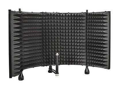 Monoprice 602650 Microphone Isolation Shield by Monoprice (602650) BRAND NEW