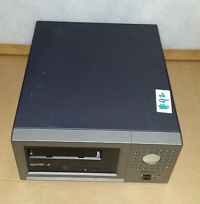 Free shipping ~  DELL Powervault T70PF PV110T LTO4 SAS External Tape Drive