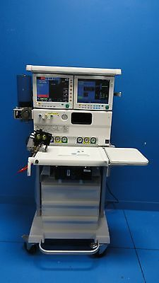 2003 GE Datex-Ohmeda A-AUF Anesthesia delivery Unit W/ S/5 Anesthesia Monitor