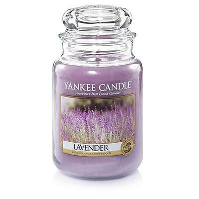 Yankee Candle Lavender Large Jar Scented Candle
