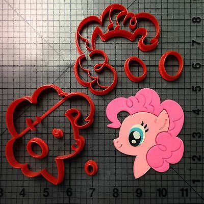 Little Pony Cookie Cutter Set 101