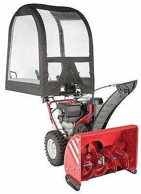 Arnold Deluxe Universal Snow Thrower Cab 32-inch (490-241-0032) BRAND NEW