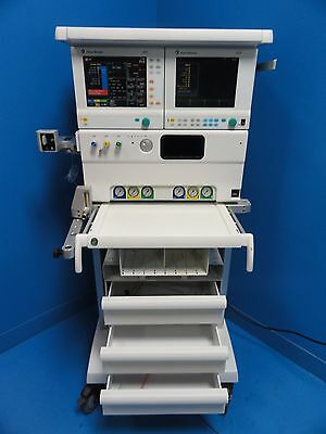 2001 GE Datex-Ohmeda S/5 Anesthesia Delivery Unit (ADU) / Care Station (9814)
