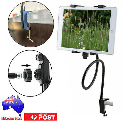 360° Rotatable Lazy Bed Desk Mount Holder For iPad Stand 2 3 4 Air Mini Tablet