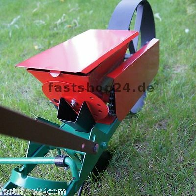 seeder Dippel machine Seeder Sowing machine Seed drill for Looked NEW