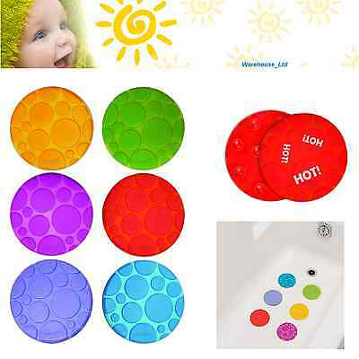 Munchkin Bath Mat Dandy Dots Toddler Children Anti-Slip Safety White -6
