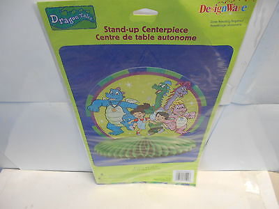 """Dragon Tales Stand-Up Centerpiece. 8-1/2"""" x 8-1/2"""". IU85-1"""